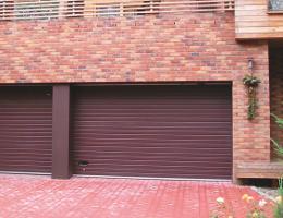 Sekční vrata garážová Břeclav